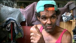 Download Crise econômica transforma desempregados em moradores de rua em São Paulo Video