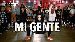 Download ″MI GENTE″ - J Balvin, Willy William - Choreography by TRICIA MIRANDA Video