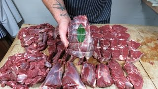 Download How To Butcher A Deer At Home. TheScottReaProject. Video