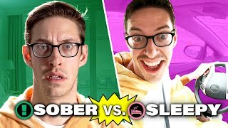 Download The Try Guys Test Sleep-Deprived Driving Video