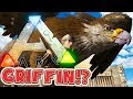 Download TAMING A GRIFFIN (LEGENDARY MYTHICAL CREATURE) - ARK SURVIVAL EVOLVED MODDED SMP #5 Video