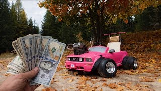Download How Much Did the Barbie Car Cost To Build Video