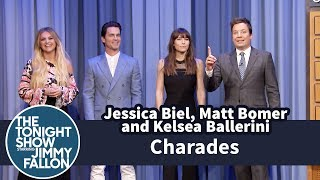 Download Charades with Jessica Biel, Matt Bomer and Kelsea Ballerini Video