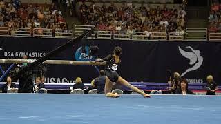 Download Morgan Hurd - Floor Exercise - 2017 P&G Championships - Senior Women - Day 2 Video