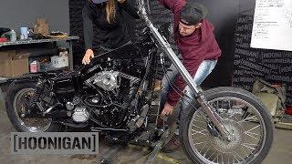 Download Harley Dyna Build (S&S v111) Pt.1 & 525hp LS3 Volvo Drift Car //DTT228 Video