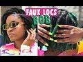 Download FAUX LOCS BOB TUTORIAL   SUMMER INSPIRATION   Green Series pt. 1 Video