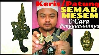 Download Keris SEMAR MESEM dan CARA PENGGUNAANNYA Video