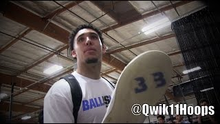 Download LiAngelo Ball and Eli Scott Had Something to say about Big Baller Brand Shoes Ballislife AA Practice Video