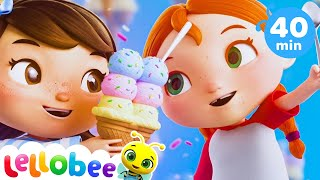 Download Ice Cream Song - Little Baby Bum | Plus More Nursery Rhymes and Baby Songs | Kids Songs Video