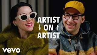 Download Artist on Artist: St. Vincent x Jack Antonoff on Censorship, Masks, and Biblical Butts Video