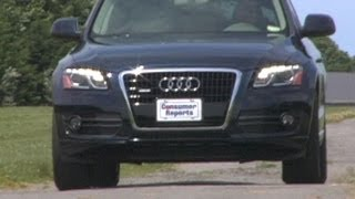 Download Audi Q5 Road Test | Consumer Reports Video