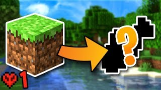 Download Hardcore Minecraft Except Every Drop Is Random (#1) Video