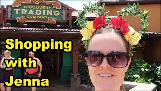 Download Discovery Trading Company at Disney's Animal Kingdom - Shopping with Jenna Video