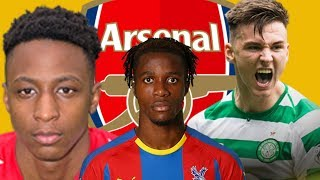 Download Emery Wants To Buy Zaha | Daily Transfer Update Video
