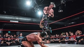 Download Will Ospreay vs. El Ligero (WCPW Loaded: September 28th, 2017 - Part 5) Video