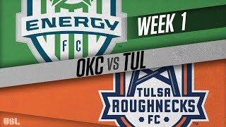 Download OKC Energy FC vs Tulsa Roughnecks FC: March 17, 2018 Video