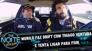 Download Murilo Couto faz drift com Thiago Ventura e tenta ligar para Fiuk | The Noite (02/06/17) Video