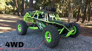 Download unboxing carro rc 4x4 off-road Video