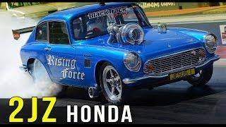 Download JESUS! ~ 1000hp 2JZ Honda S600 Video