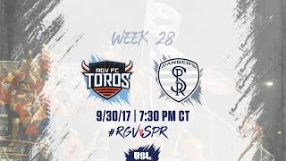 Download USL LIVE - Rio Grande Valley FC vs Swope Park Rangers 9/30/17 Video
