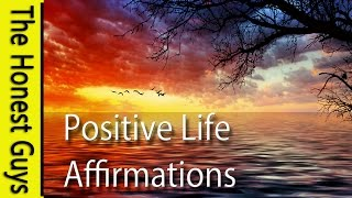Download POSITIVE LIFE AFFIRMATIONS - Uplifting Daily Exercise Video