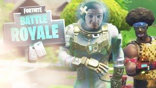 Download UN CACHE CACHE DE FOU !! (Fortnite Battle royale) Video