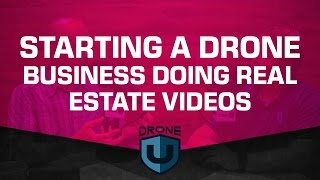 Download Starting a drone business doing real estate videos Video