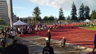 Download Harry Jerome Track Classic (2016): Andre De Grasse vs Ryan Bailey (100m) Video