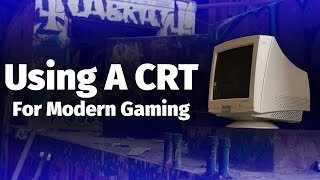 Download Using a CRT For Modern PC Gaming Video