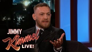 Download Conor McGregor on Beginning His Career Video