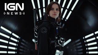 Download Star Wars: Rogue One Filmmakers Address Reshoots - IGN News Video