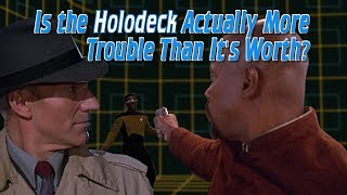 Download Is the Holodeck Actually More Trouble Than It's Worth? Video
