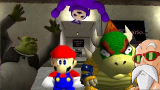 Download SM64: Cooking with Bowser & Mario 2! Video