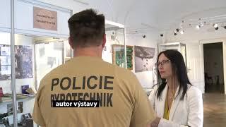 Download Muzeum Policie ČR vystavuje pyrotechniku Video