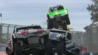 Download WTF Moments in Stadium SUPER Trucks Video