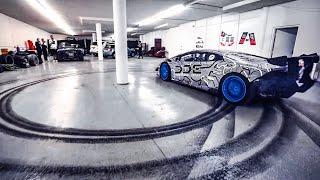 Download DRIFTING MY SUPERCHARGED LAMBORGHINI INSIDE ALEX CHOI'S GARAGE *JAKE PAUL CAMEO* Video