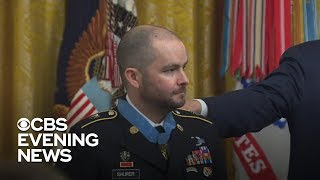Download Medal of Honor recipient facing new battle against cancer Video