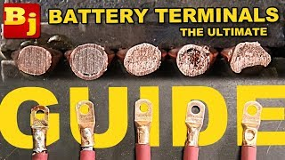 Download How To Make Your Own Battery Terminals - The Ultimate Guide Video