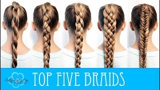 Download HOW TO BRAID FOR BEGINNERS! 🖐🙌 Video