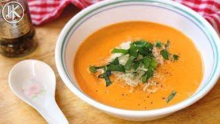 Download Keto Tomato Soup | Keto Recipes | Headbanger's Kitchen Video