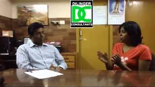 Download DILINGER CONSULTANTS - International Student Visa - Mock Interview Video