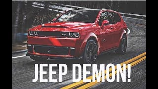 Download NEW JEEP GRAND CHEROKEE DEMON! (BYE TRACKHAWK) Video
