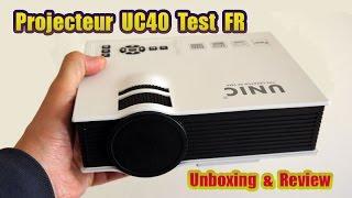 Download Test Déballage Mini Projecteur pas Cher Unic UC40 Video