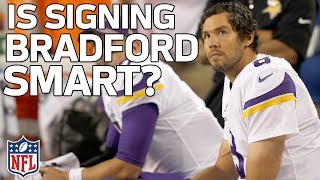 Download Why did the Cardinals Sign Sam Bradford & Is it a Good Fit? | NFL Video