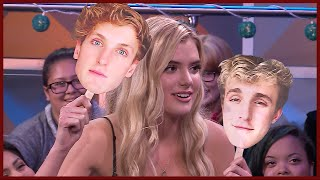 Download HOW WELL DOES ALISSA VIOLET KNOW JAKE AND LOGAN PAUL?! Video