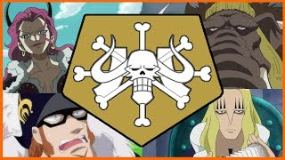 Download The Beast Pirate Crew Hierarchy - One Piece Discussion Video