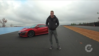 Download Driving Iron Man's Favorite Supercar, The Acura NSX | Translogic 215 Video