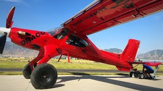 Download DRACO - The Most Badass Monster Bush Plane EVER! Video