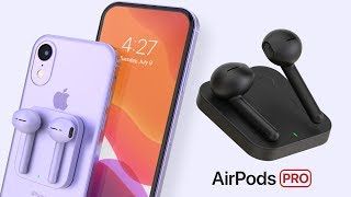 Download AirPods 3! RIP Notch, In-Screen Touch ID & iPhone SE 2! Video