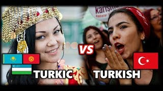 Download What's the Difference between Modern Turkish People and Turkic Central Asians? Video